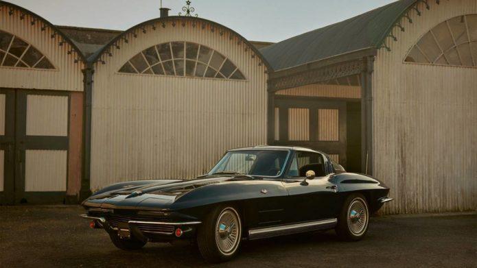AVA Stingray C2 Corvette could pack 2000 electric horsepower