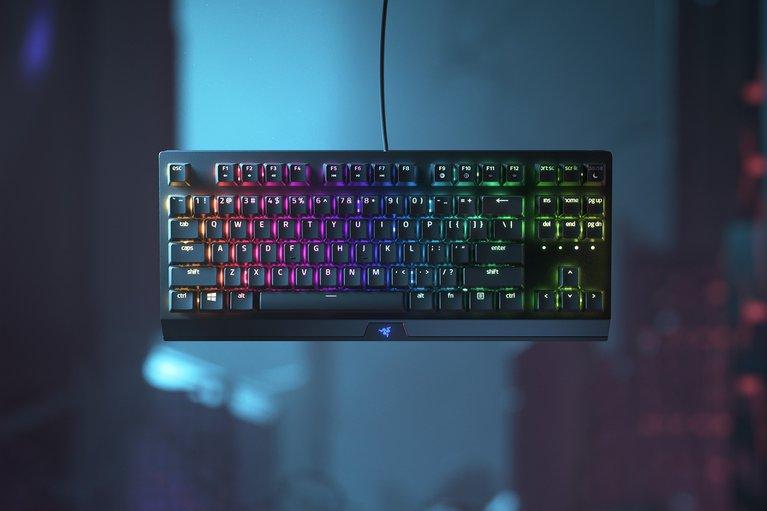 Razer BlackWidow V3 keyboard review