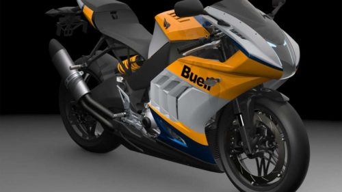American-made Buell Motorcycle returns from the dead