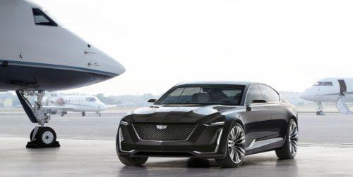 Cadillac Celestiq Debuting This Summer: Report