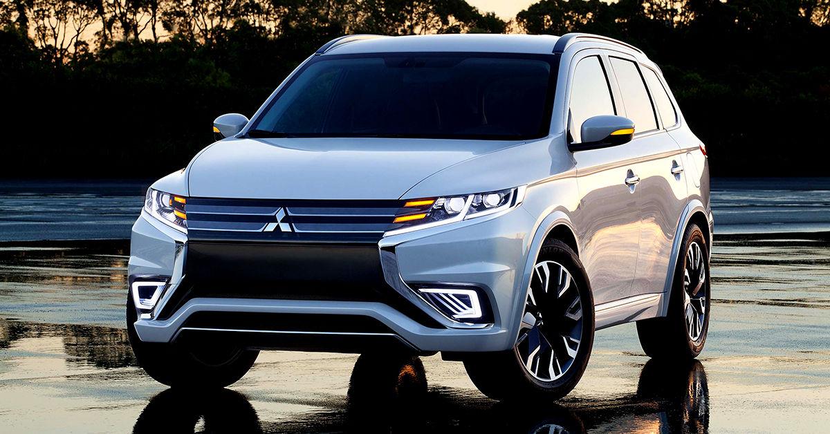 2021 Mitsubishi Outlander PHEV Review