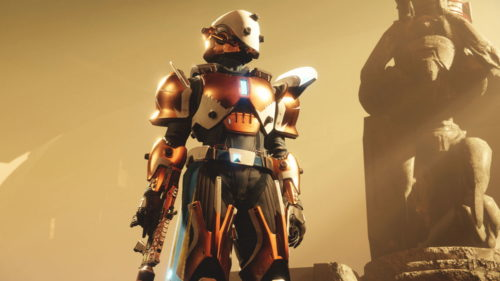Masterwork gear in Destiny 2: Everything you need to know