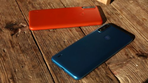 Moto E7i Power is Moto's cheapest phone in a while, and it comes with a big battery