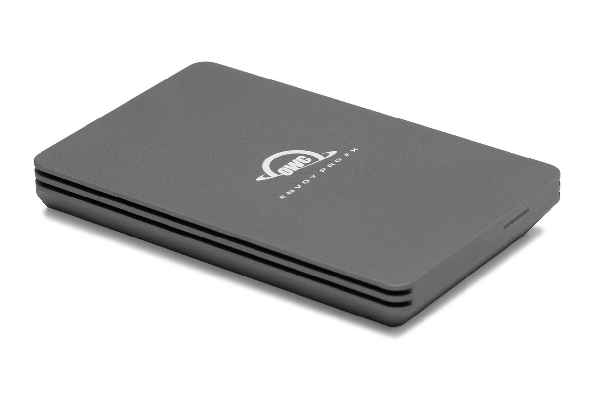 OWC Envoy Pro FX SSD review: Speedy cross-platform T3/USB external storage