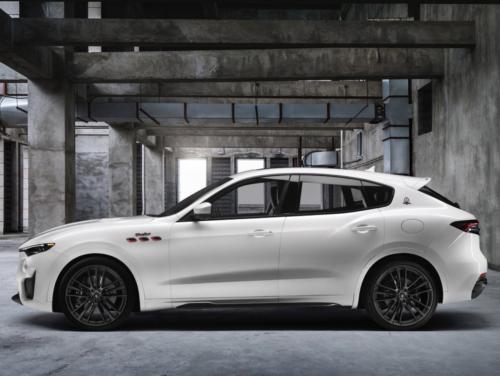 Maserati Levante Hybrid shuns plug-in tech in pursuit of performance