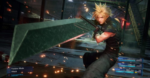 Want Final Fantasy 7 on your phone? A mobile remake of sorts is coming in 2022