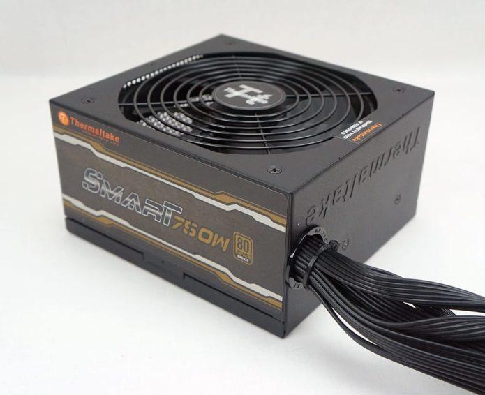 Thermaltake Smart BM2 750W Power Supply Review