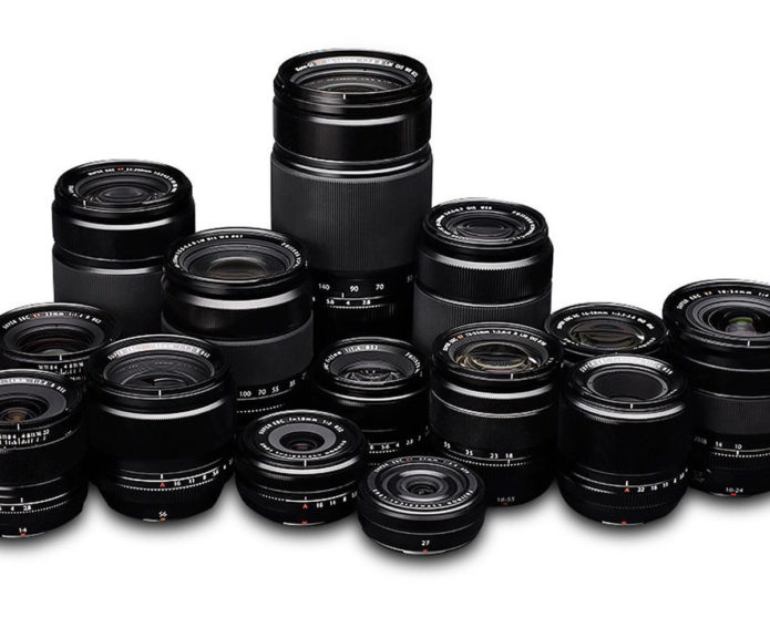Fujifilm Lens Abbreviations and Meanings