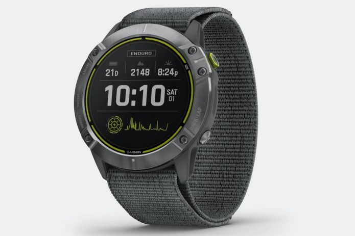 Garmin Enduro Sports Watch Can Run On GPS Mode For 80 Hours Straight, Making It Perfect For Ultramarathons