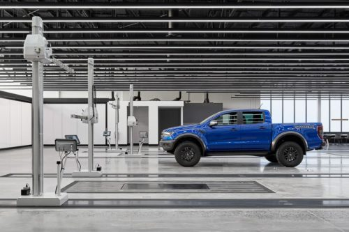 Ford secures future of Aussie design centre