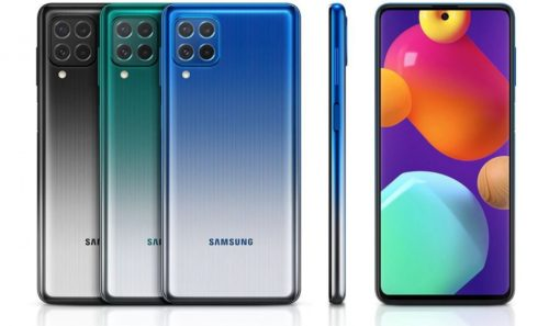 Official Samsung Galaxy M62 listing reveals all the details
