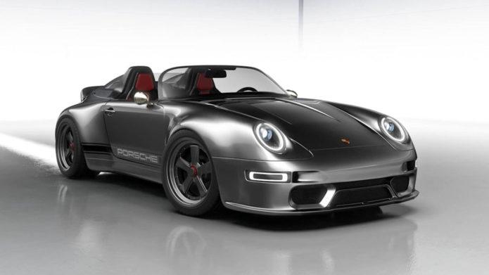Gunther Werks will build 25 modernized 993-based Porsche Speedsters
