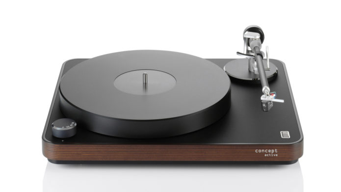 Clearaudio Concept Active MM review