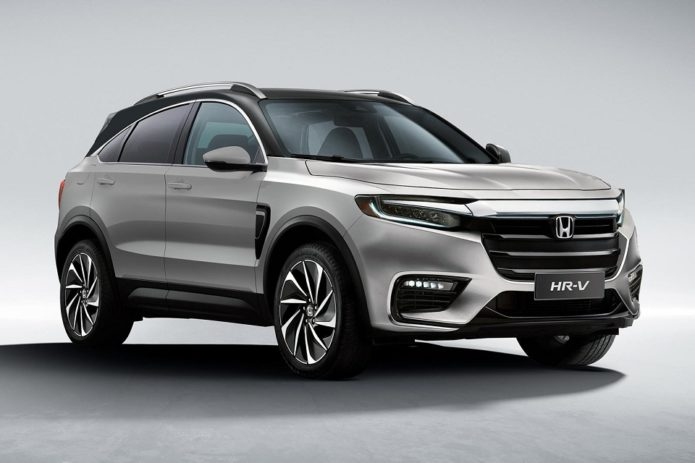 2021 Honda HR-V Global Model Debuts With All-New Look Inside And Out