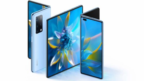 Huawei's new Mate X2 foldable has Galaxy Fold-style screen