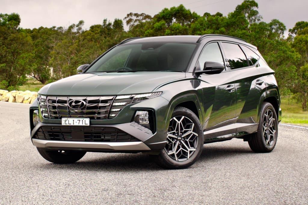 New Hyundai Tucson: Aussie specs revealed
