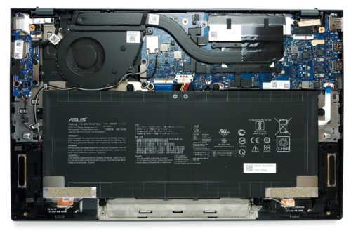 Inside ASUS ZenBook 14 UM425 – disassembly and upgrade options