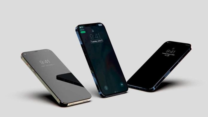 iPhone 13 could use Always-On Display for clock, battery