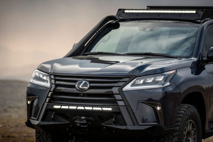 A Lexus Dealer Bigwig Says 3 Exciting New Vehicles Are On the Way