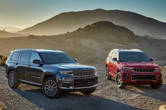New Jeep Grand Cherokee 4xe to be tow king