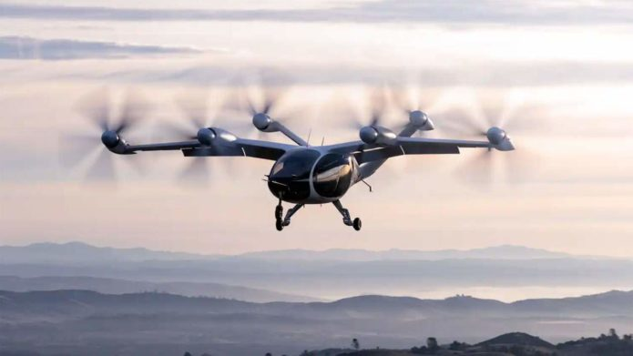 Joby Aviation unveils its eVTOL air taxi flight video for the first time