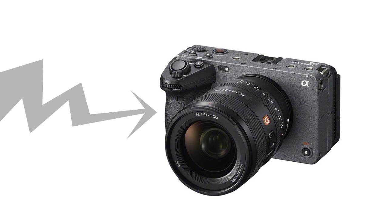Sony FX3 leaked as dedicated Cinema Line camera