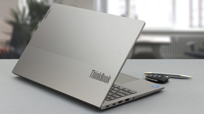 Lenovo ThinkBook 15 Gen 2 review – full Tiger Lake power with surprisingly bad iGPU performance