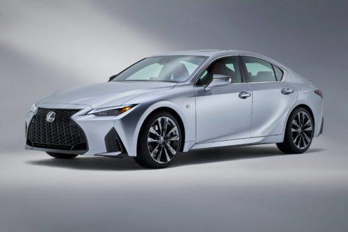 2021 Lexus IS 300 review