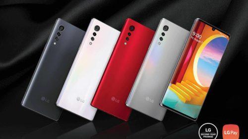 LG Velvet finally receives Android 11 LG UX 10 update