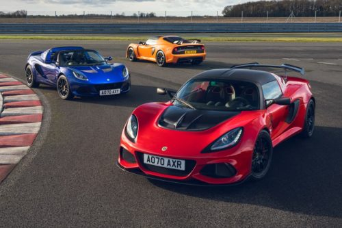 Lotus Cars Confirms Four Electric Models Are Coming