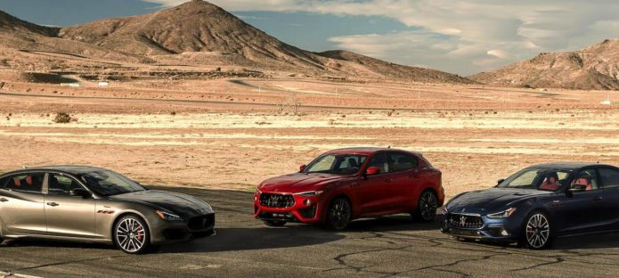 2021 Maserati Ghibli, Quattroporte and Levante Trofeo First Drive: Soul Siblings