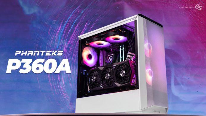 Phanteks P360A Review