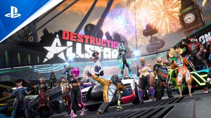 Destruction AllStars review