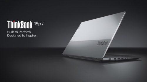 Lenovo ThinkBook 15p Review