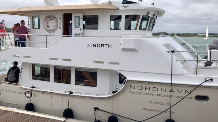 Nordhavn 63 yacht tour: You can cross the Atlantic in this go-anywhere boat