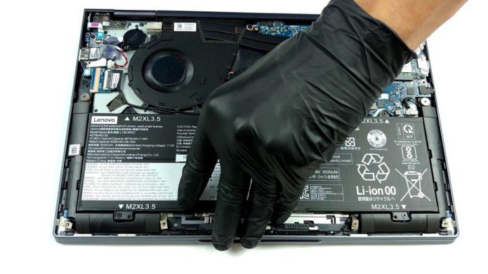 Inside Lenovo Yoga 7 (14) – disassembly and upgrade options