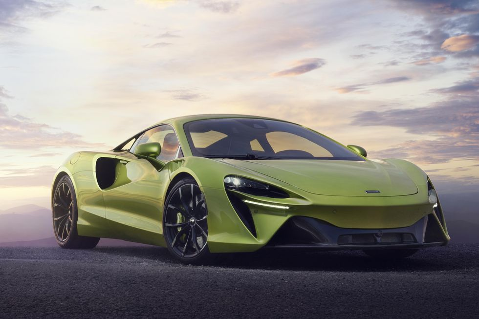 McLaren's New Hybrid Supercar for the (Well-Off) Masses Has Arrived
