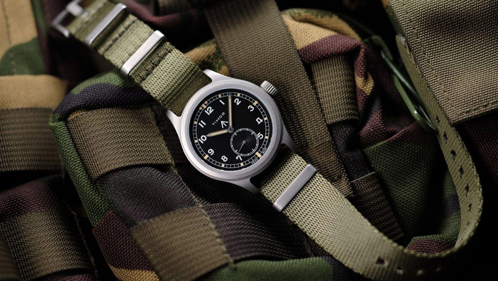The Best Men's Watches Under $2,000