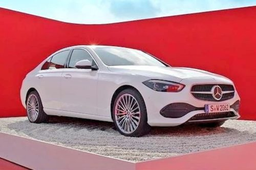 All-new 2021 Mercedes-Benz C-Class leaked online