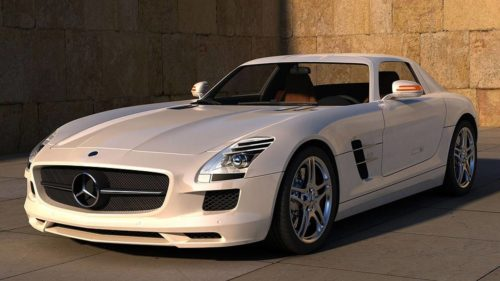 1.29 million Mercedes-Benz vehicles recalled for communications software issue