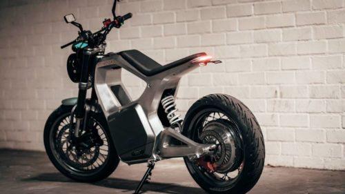 Watch the futuristic Sondors Metacycle cruise the California coast