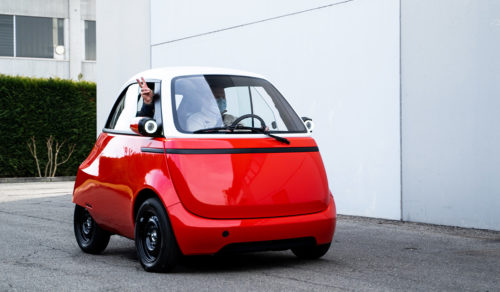 Microlino electric microcar to enter production in Europe by September 2021