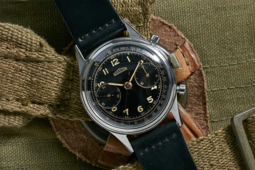 The Best Vintage Military Watches to Collect Under $5,000