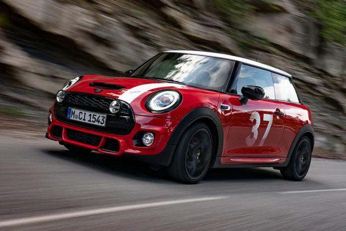 New MINI Cooper editions celebrate historic rally win