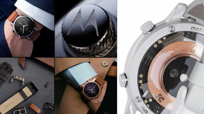 Moto G, Moto Watch, Moto One smartwatches coming this year