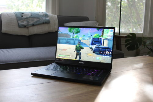 MSI GS66 Stealth (2021) review