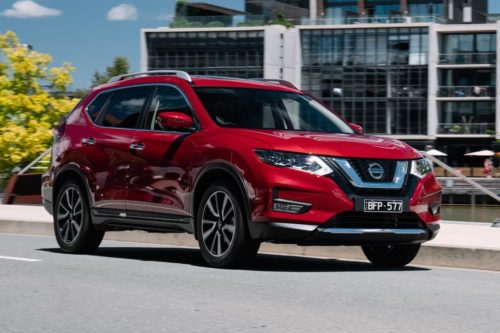 MY21 Nissan X-TRAIL: Tech up, prices down