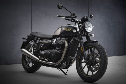 Triumph Just Gave the Bonneville Lineup a Stunning Update
