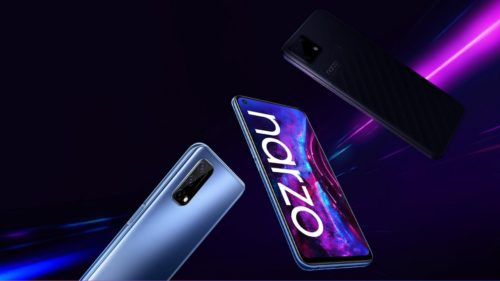 Realme Narzo 30 Camera Specs Confirmed Via Sample Shared By Company