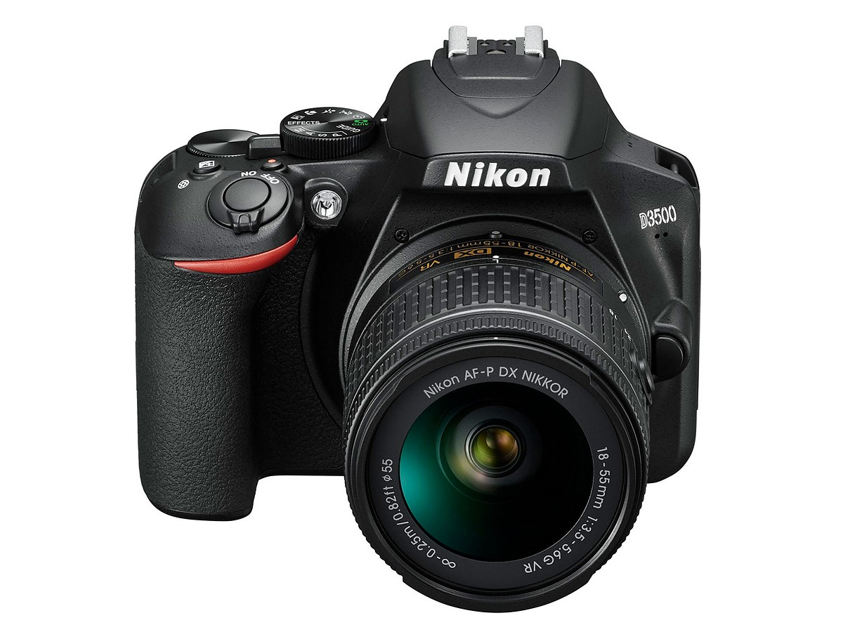 New Nikon D3500 Reviews